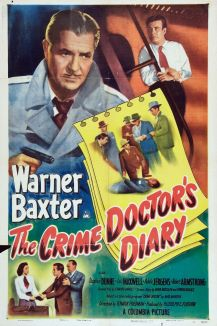 Crime Doctor's Diary