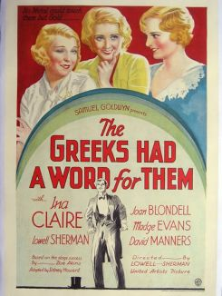 The Greeks Had a Word for Them