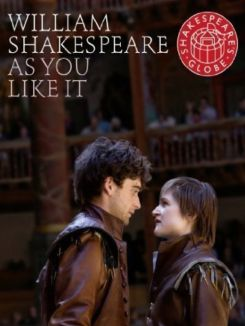 As You Like It from the Globe Theatre