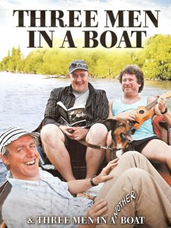 Three Men in Another Boat
