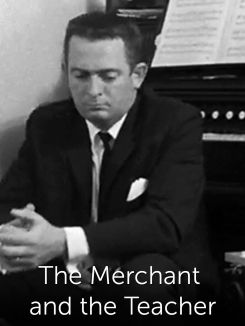 The Merchant and the Teacher
