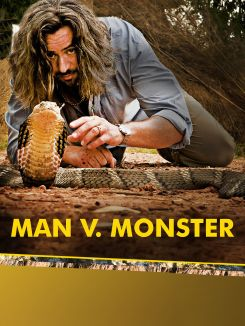 Man vs monster