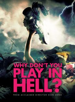 Why don't you play in hell ?