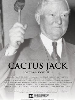 Cactus Jack: Lone Star on Capitol Hill