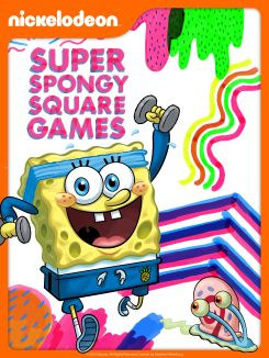 SpongeBob Squarepants: Super Spongy Square Games
