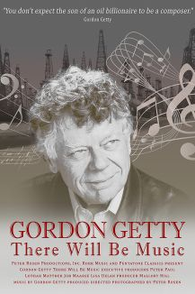 Gordon Getty: There Will Be Music