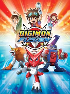 Digimon Fusion Battles