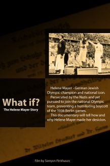 What If? The Helene Mayer Story