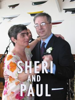 Sheri and Paul