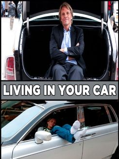 Living in Your Car
