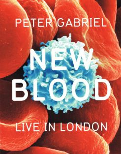 Peter Gabriel and New Blood Orchestra Live