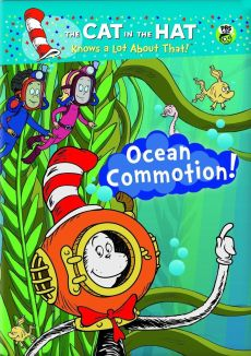 The Cat in the Hat: Ocean Commotion