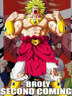 Dragon Ball Z Broly: Second Coming