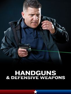 Handguns And Defensive Weapons