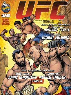 UFC Prelims For UFC 181: Hendricks Vs. Lawler II