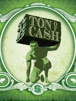 Ton of Cash