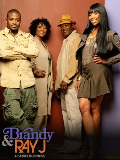 Brandy & Ray J: A Family Business