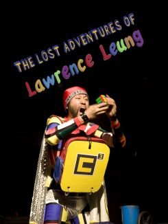 The Lost Adventures of Lawrence Leung