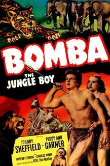 Bomba, the Jungle Boy