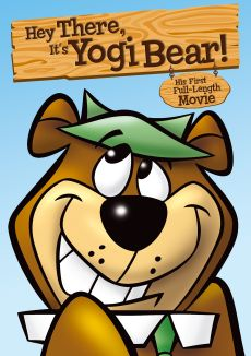 Hey There, It's Yogi Bear