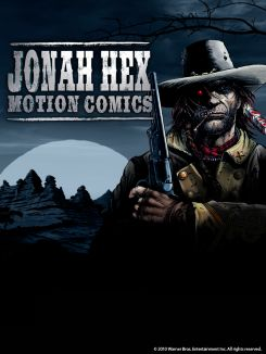 Jonah Hex Motion Comics