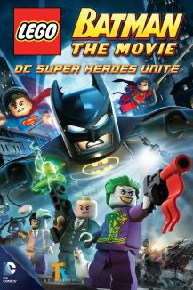 CARTOON-SG Popcorn: Lego Batman: The Movie - Dc Super Heroes