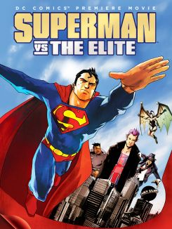 Superman versus The Elite