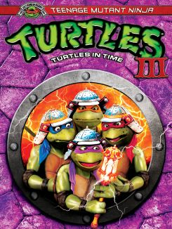 Teenage Mutant Ninja Turtles III - The Turtles Are Back