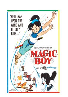 The Magic Boy