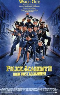 Police Academy 2: their first assignement