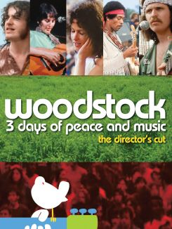 Woodstock: Three Days of Peace and Music