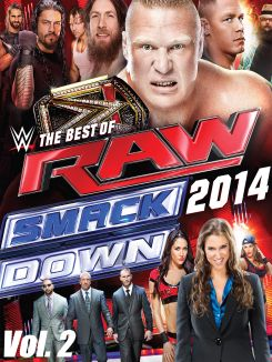 WWE: Best of Raw & Smackdown 2014 Vol. 2
