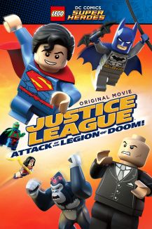 Lego DC Comics Super Heroes : Justice League - Attack of the Legion of Doom !