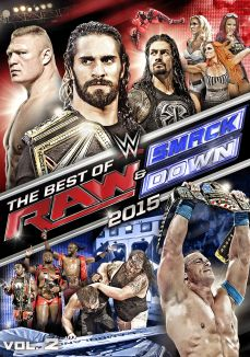 WWE: Best of Raw & Smackdown 2015 Vol. 2